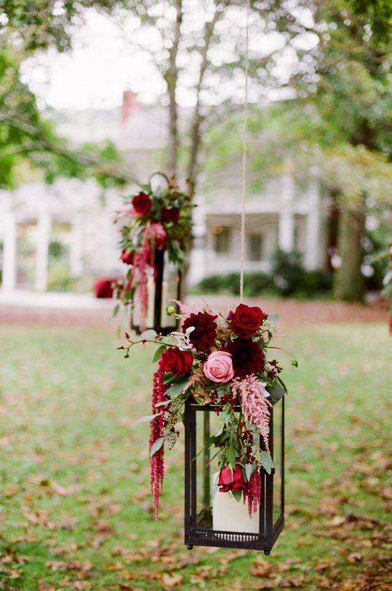 Christmas Cedarwood Wedding