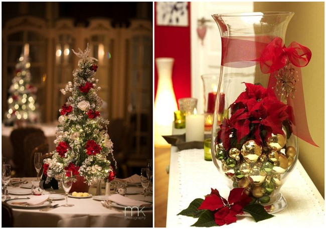 Christmas Wedding Ideas.20 Christmas Wedding Decorations To Blow Your Mind Away
