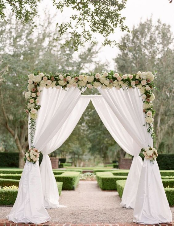 Outdoor Wedding Reception Ideas for Your Wedding (10)