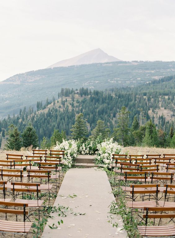 Outdoor Wedding Reception Ideas for Your Wedding (12)