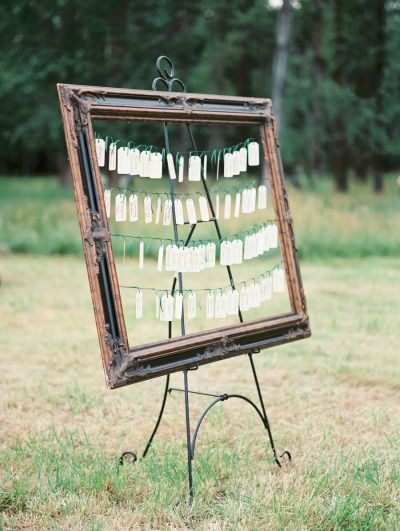Outdoor Wedding Reception Ideas for Your Wedding (2)