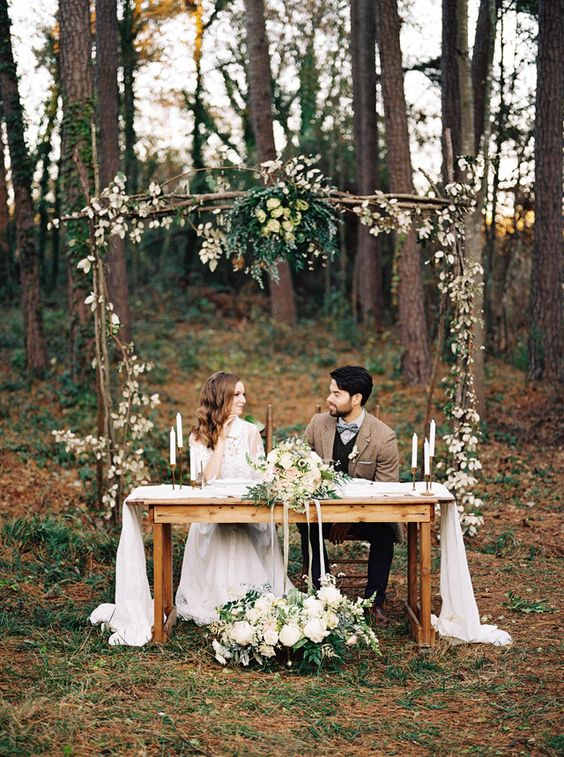 Outdoor Wedding Reception Ideas for Your Wedding (22)