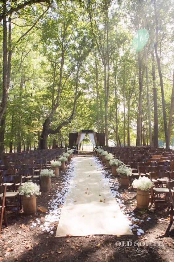 Outdoor Wedding Reception Ideas for Your Wedding (23)