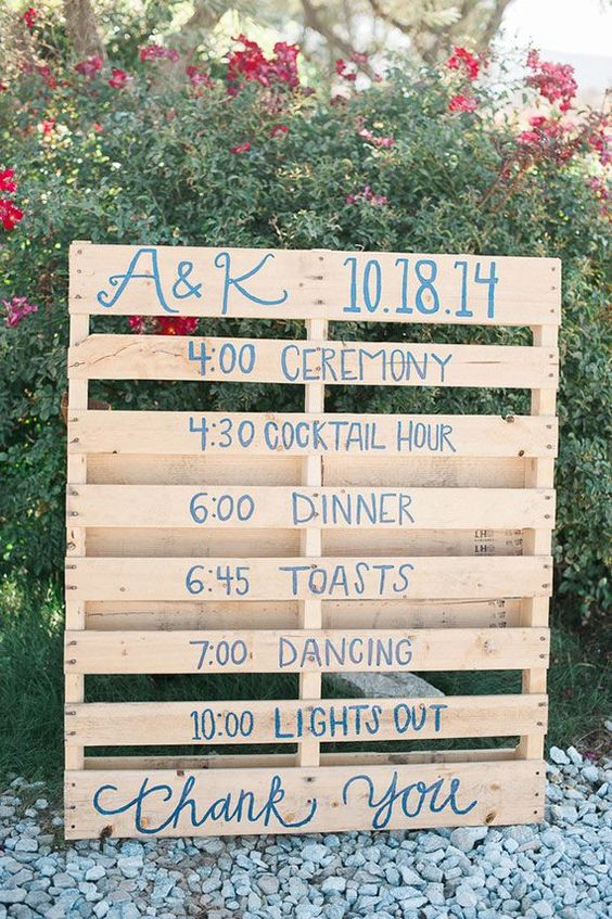 Outdoor Wedding Reception Ideas for Your Wedding (24)