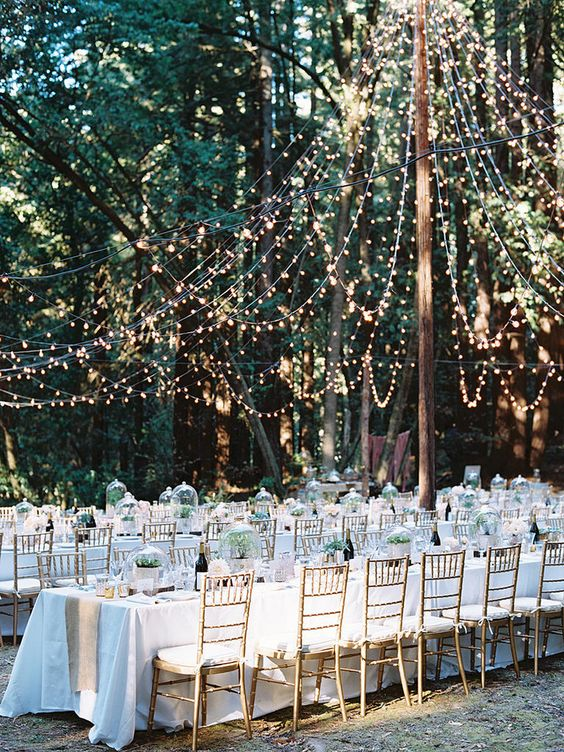 Outdoor Wedding Reception Ideas for Your Wedding (26)