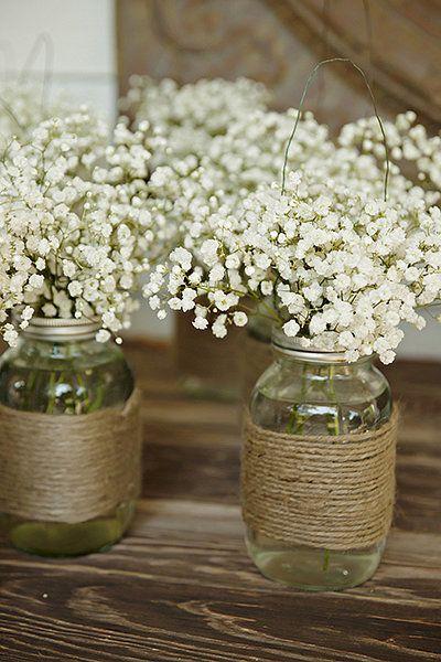 Ideas For a Rustic Wedding