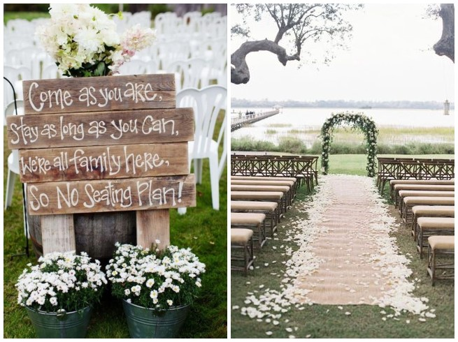 19 Rustic Wedding Ideas to Get Inspired!