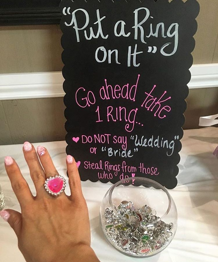 Beautiful Bridal Shower Ideas You'll Want To Steal