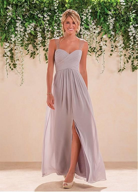 Gorgeous Grey Bridesmaid Dresses (10)