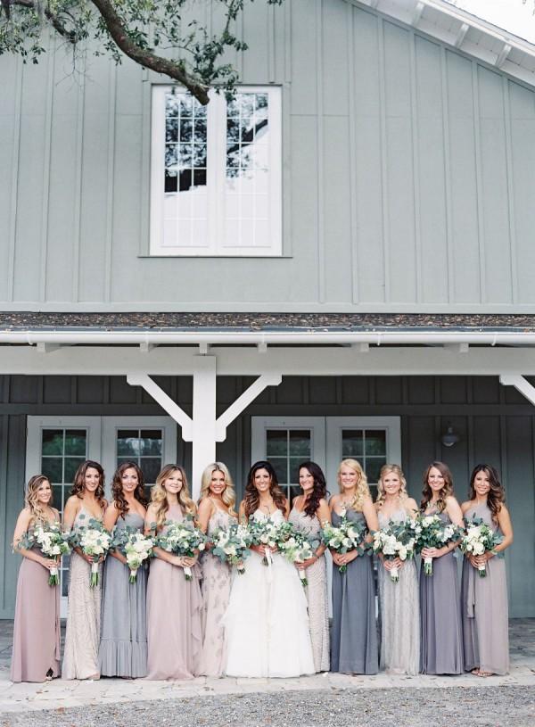 Gorgeous Grey Bridesmaid Dresses (19)