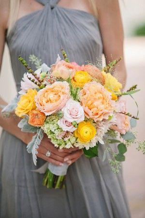 Gorgeous Grey Bridesmaid Dresses (2)