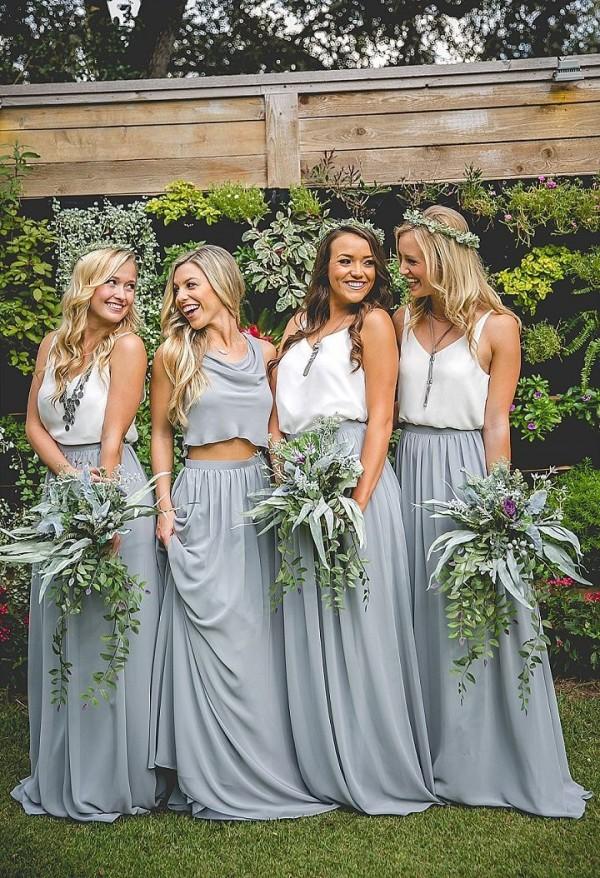 Gorgeous Grey Bridesmaid Dresses (23)