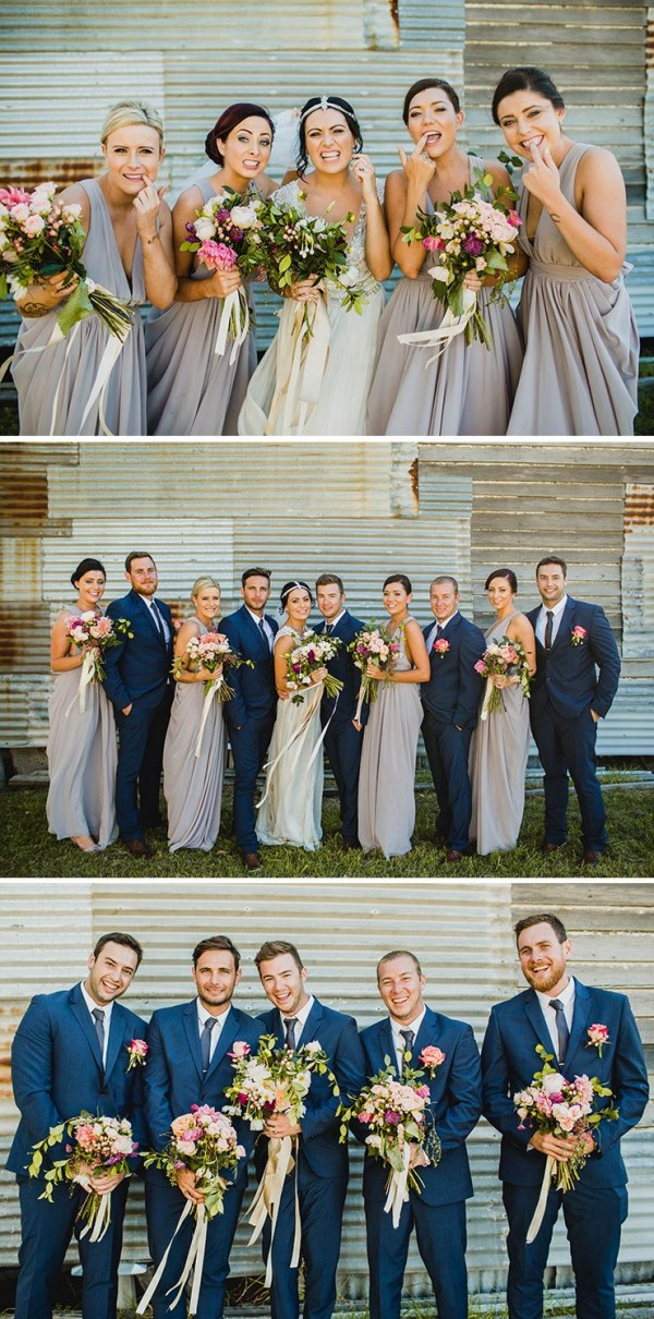Gorgeous Grey Bridesmaid Dresses (24)