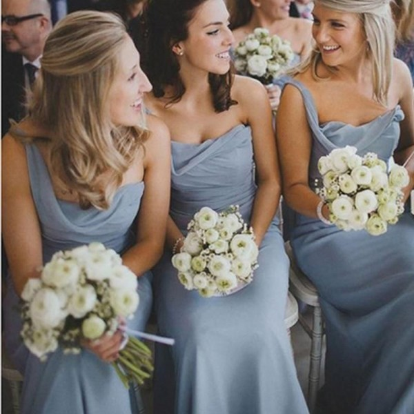 Gorgeous Grey Bridesmaid Dresses (9)