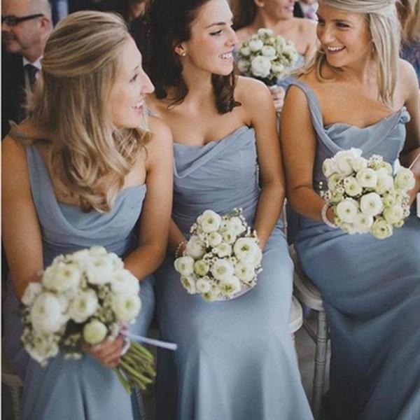Gorgeous Grey Bridesmaid Dresses (9)