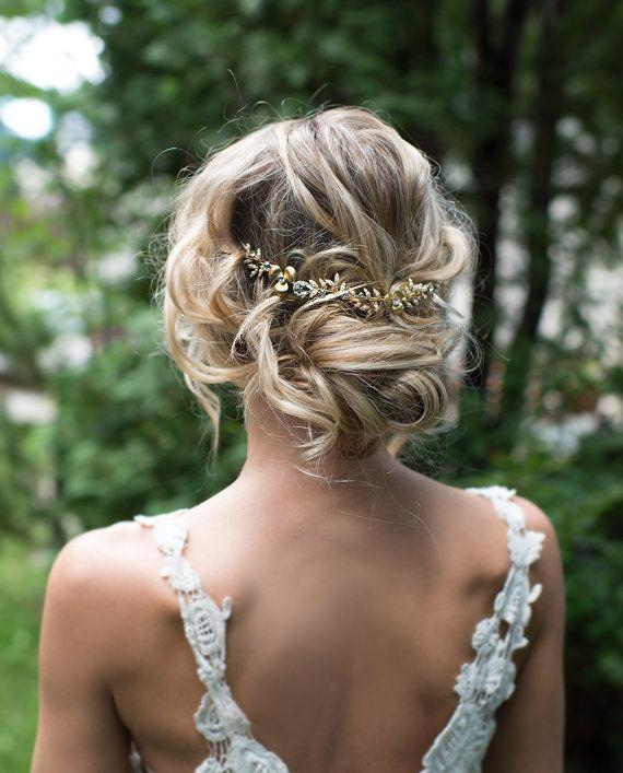 Boho Wedding Hairstyles to Inspire