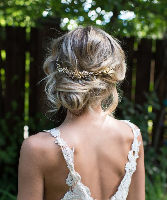 Boho Wedding Hairstyles to Inspire