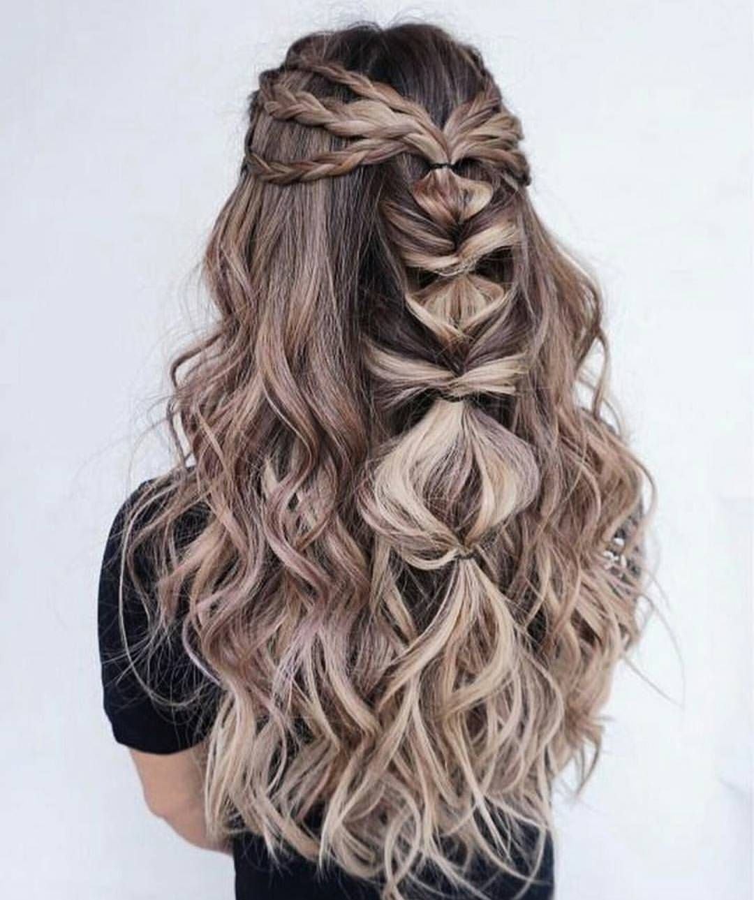 Wedding Hairstyles Boho: 34 Boho Wedding Hairstyles To Inspire