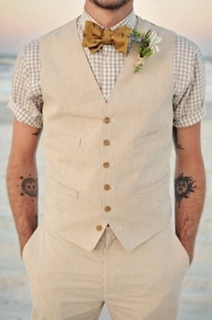Chic Looks for Spring Wedding Grooms