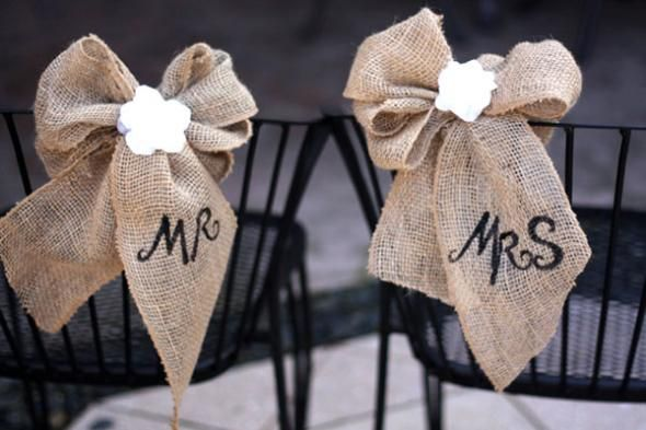 Creative and Fun Wedding Chair Decor Ideas to Rock 113299761379140202