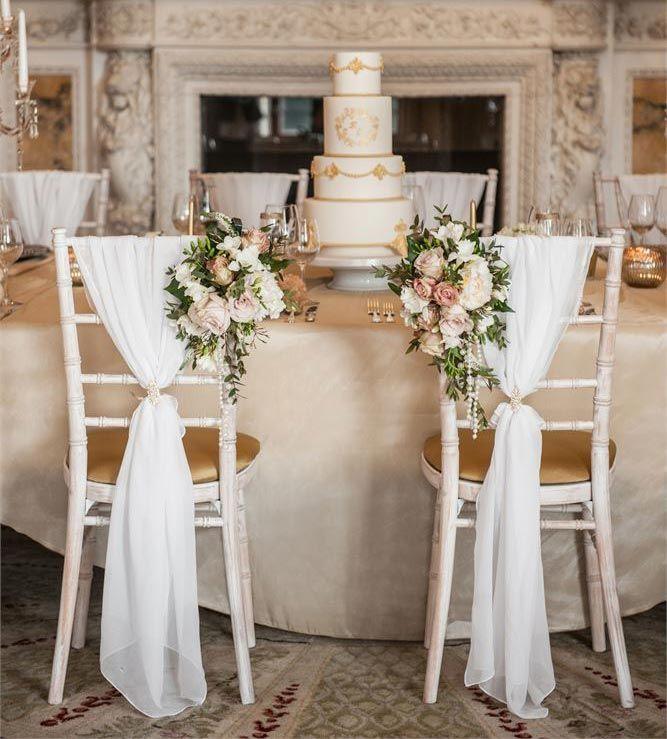 Fun Wedding Chair Décor Ideas To Rock