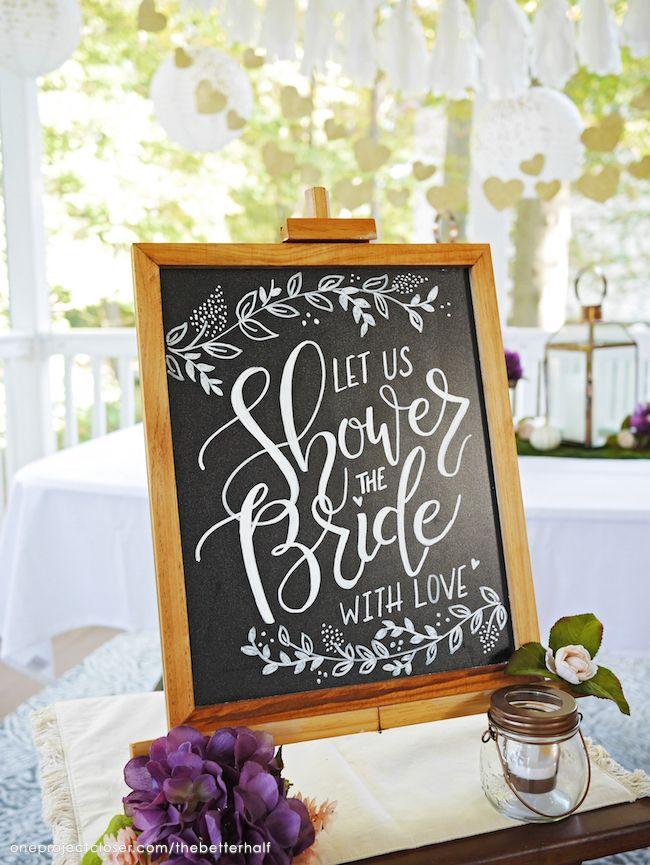 Fun and Creative Bridal Shower Ideas to Love