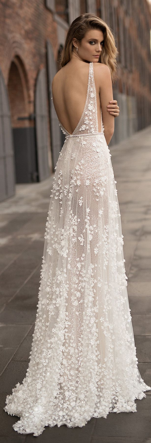 Breath-taking Boho Wedding Dresses Can't Miss