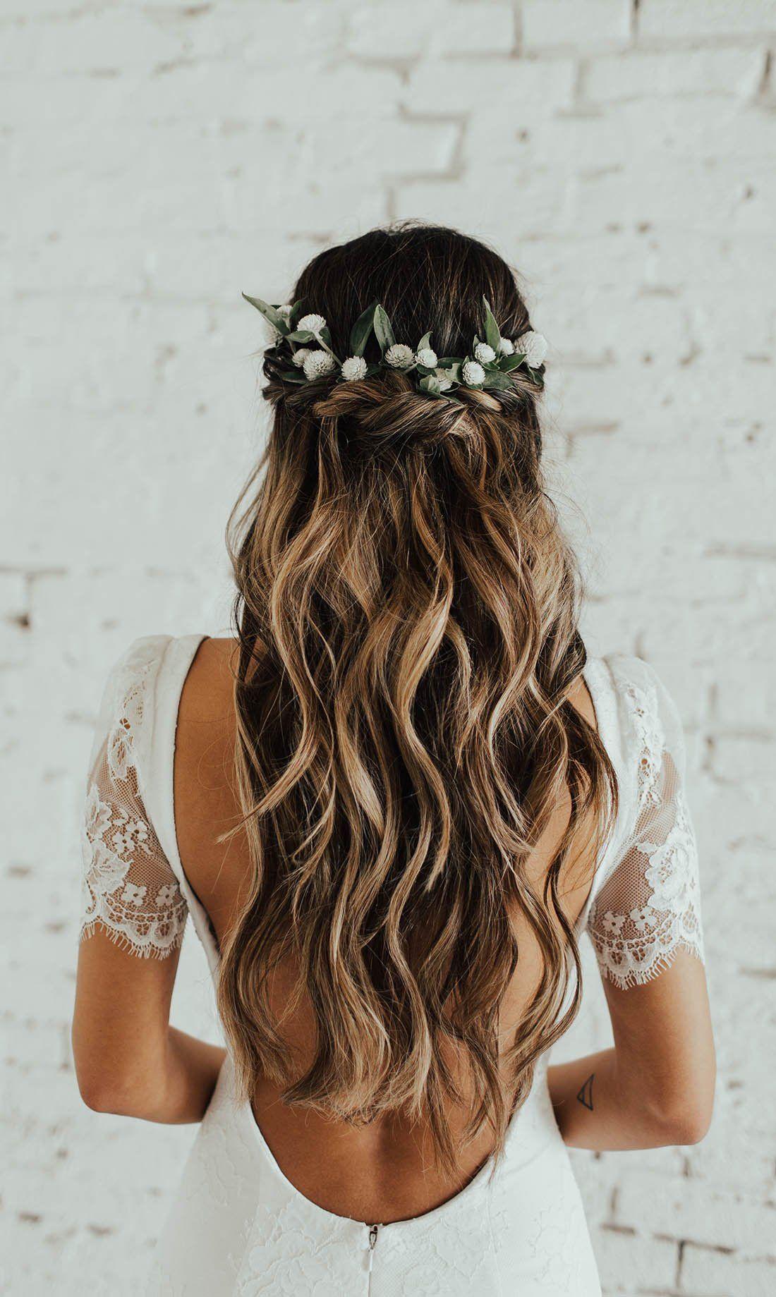 Breath-taking Boho Wedding Dresses Can't Miss