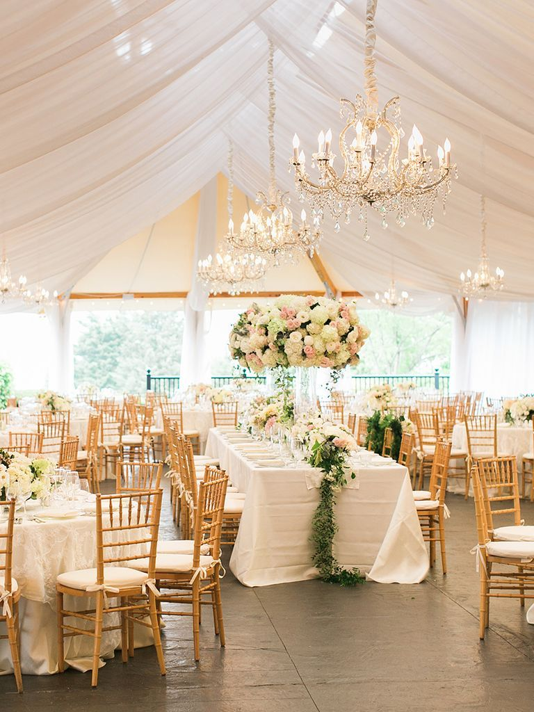 Eye-catching Outdoor Wedding Tents You Will Like