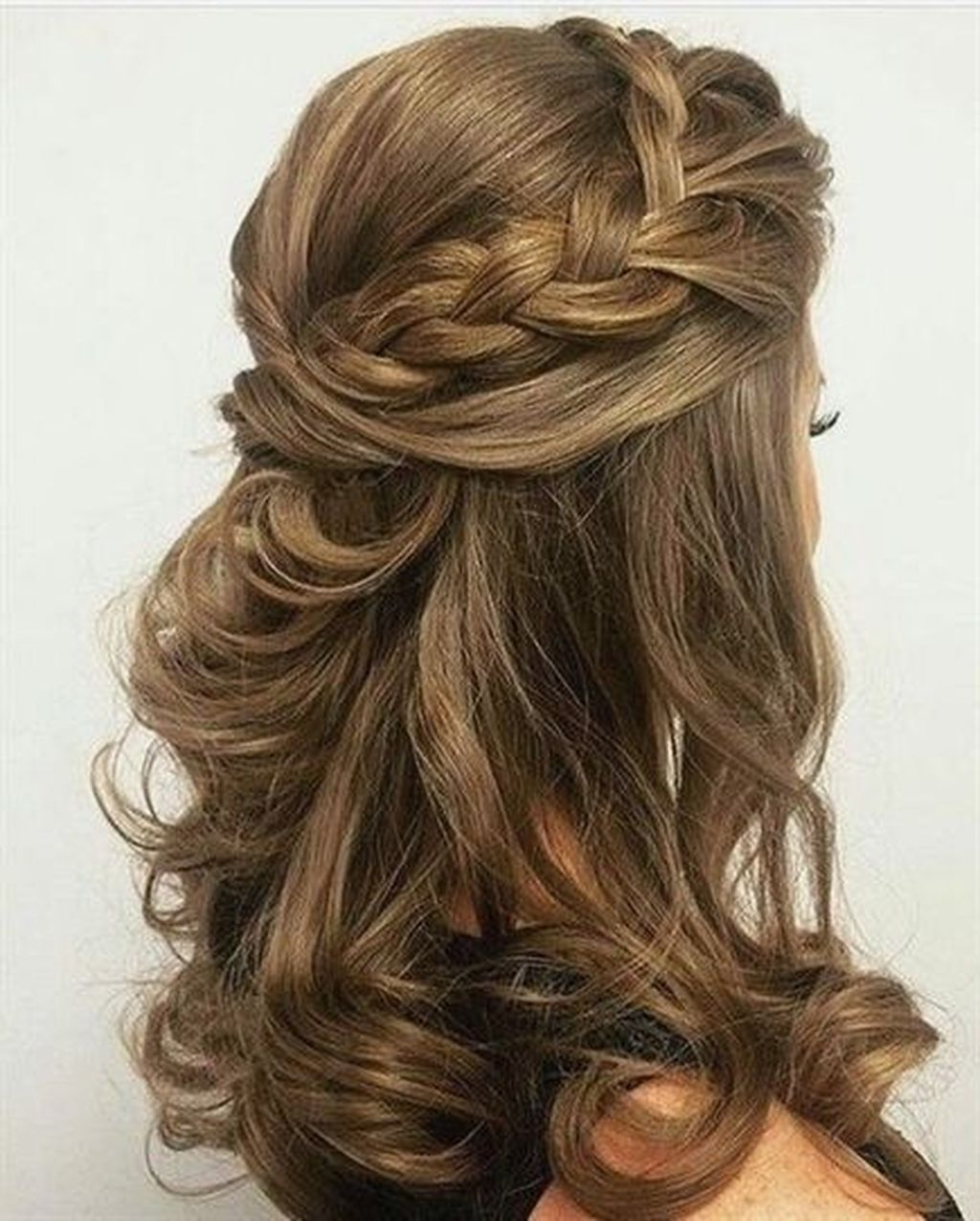 Half Up Half Down Wedding Hairstyles Every Bride Will Love