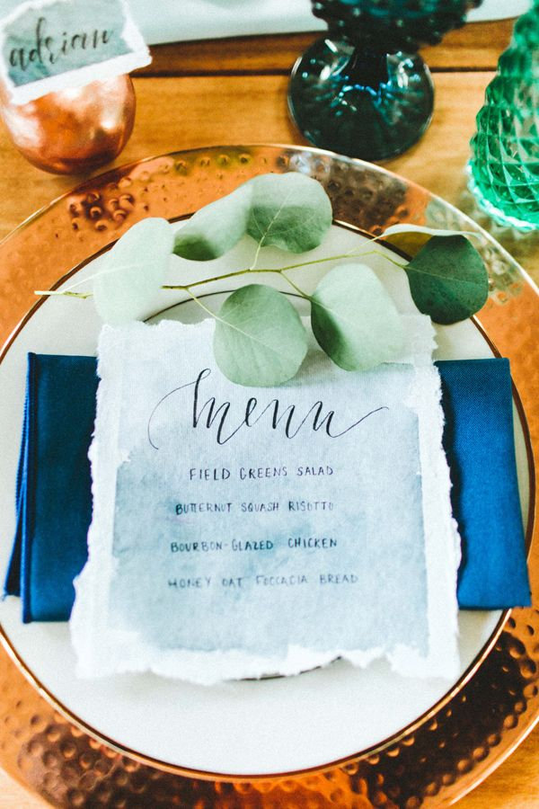 Mind-blowing Watercolor Wedding Ideas