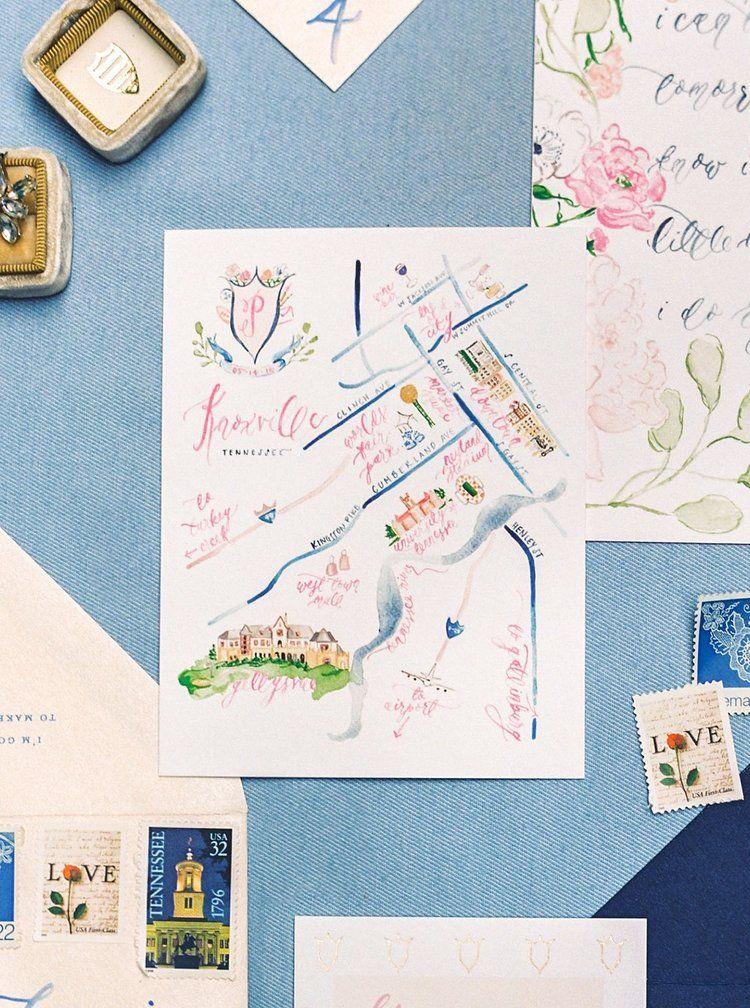 Mind-blowing Watercolor Wedding Ideas