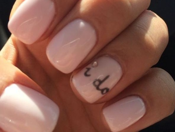 Spring Wedding Manicure Ideas to Copy 1151996556151422154