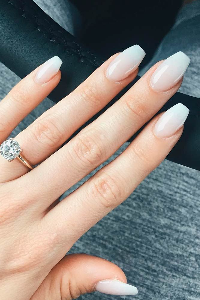 Spring Wedding Manicure Ideas to Copy