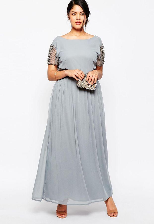 32 Stylish yet Budget-friendly Plus Size Bridesmaid Dresses