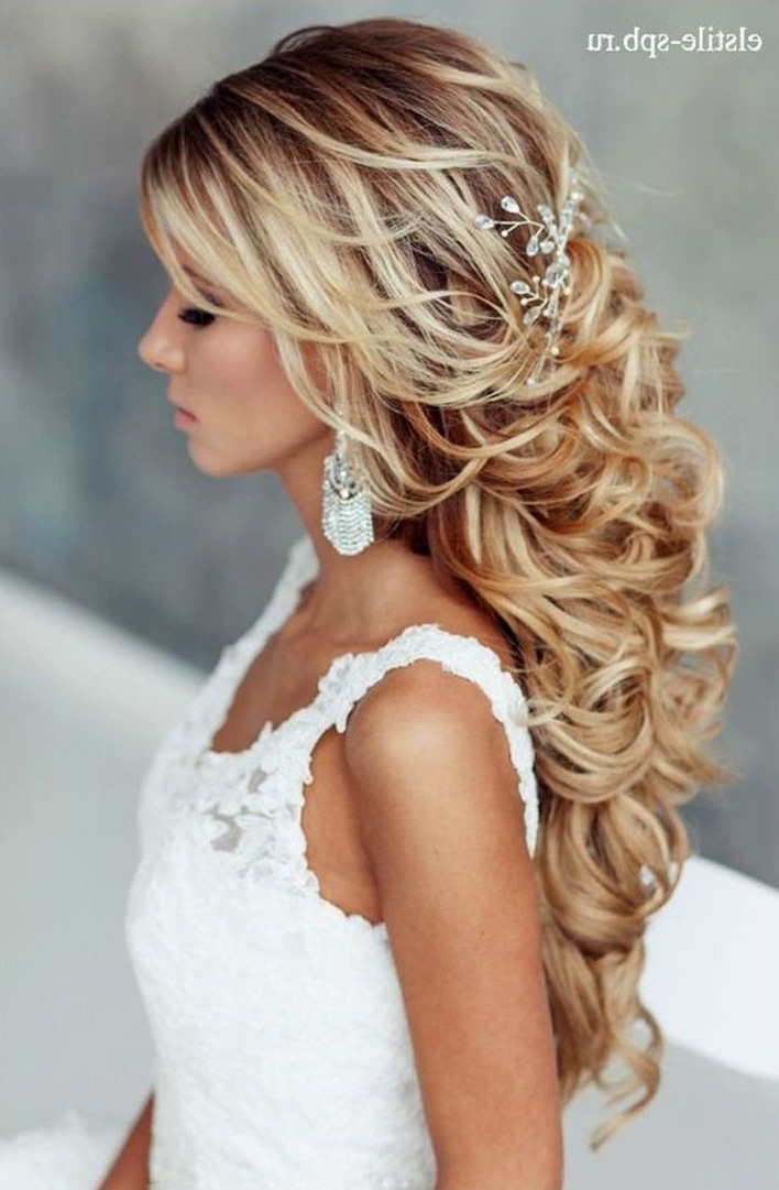 34 Gorgeous Trendy Wedding Hairstyles for Long Hair ...