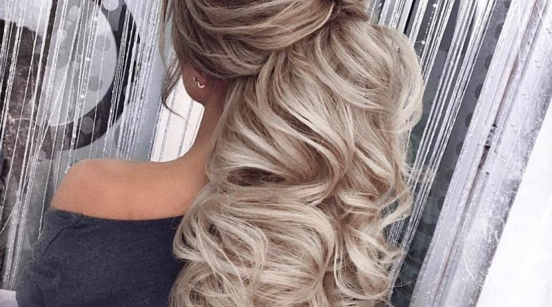 Wedding Hair Styles.34 Gorgeous Trendy Wedding Hairstyles For Long Hair Weddinginclude
