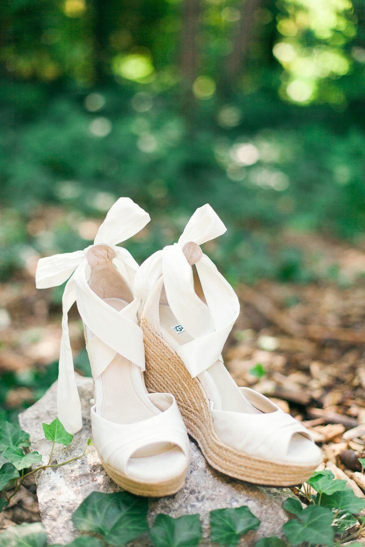 Stylish Summer Wedding Shoes That Inspire