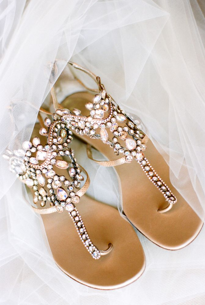 Stylish Summer Wedding Shoes That Inspire