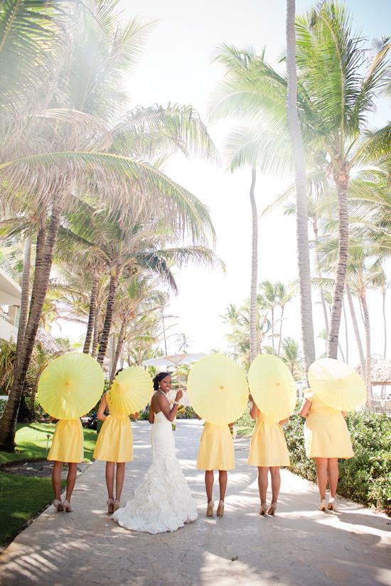 Tropical Bridesmaid Dresses Ideas to Rock