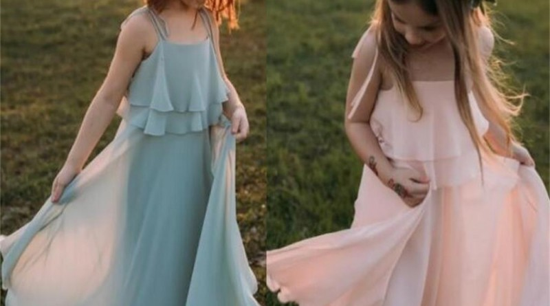 Cute Summer Flower Girl Dresses for The Little Angels 1747597606870594070