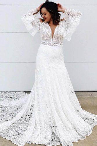 Plus Size Wedding Dresses to Shine