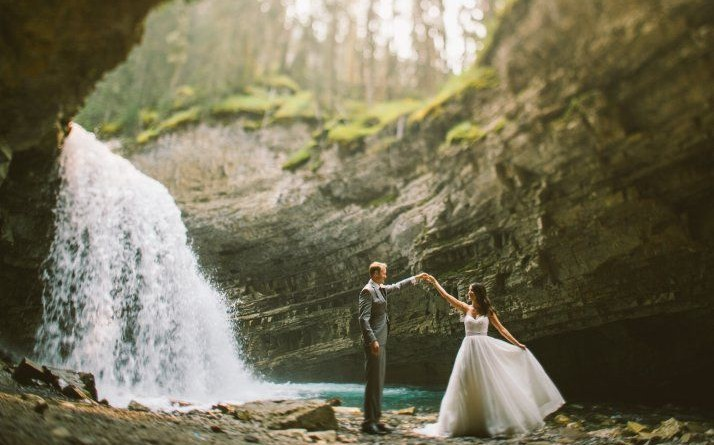 Breath-taking Mountain Wedding Photo Ideas 1496521927650467063