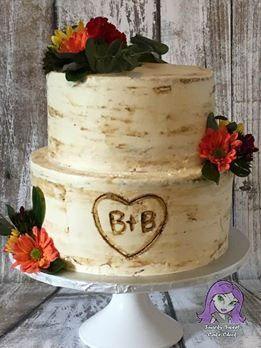 Dreamy Rustic Wedding Cake Ideas Everyone Loves