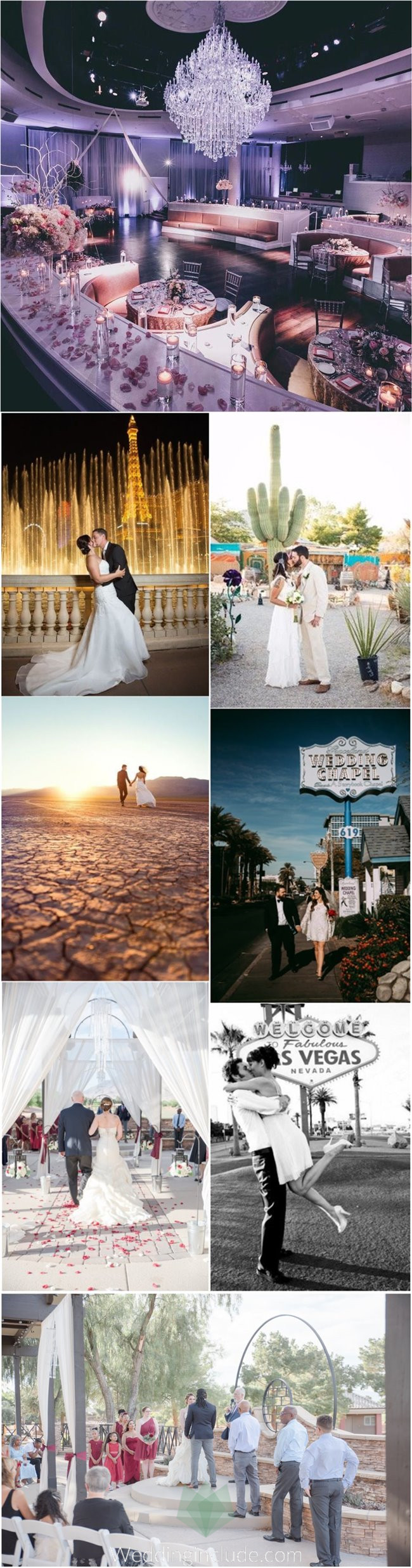 Las Vegas Wedding Ideas To Embrace