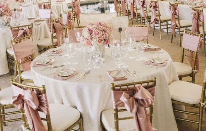 State-making Rose Gold Wedding Decorations Ideas (18)