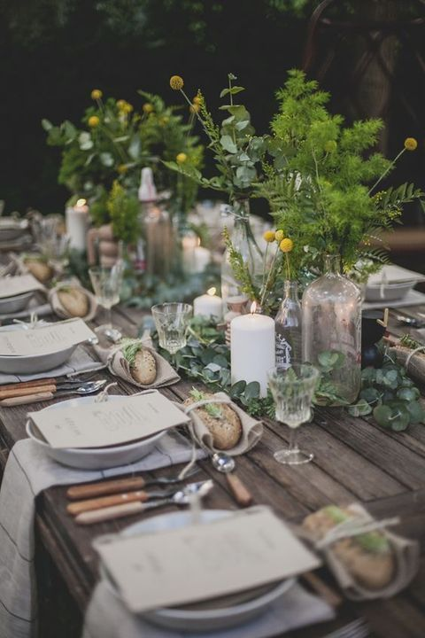 Vintage Wedding Table Décor Ideas to Love