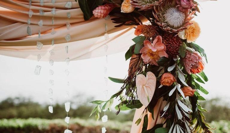 Sensational Fall Wedding Arch Ideas 1334321972335575364