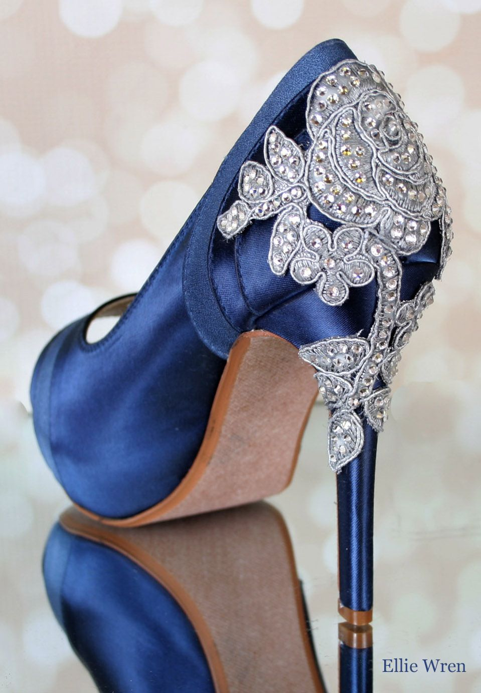Trendy Fall Wedding Shoes to Amaze