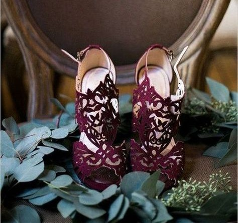 Trendy Fall Wedding Shoes to Amaze 19429480456221104